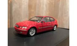 BMW 3-series 3er 325ti E46 Compact Minichamps БМВ Миничампс