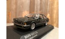 BMW 635 CSi E24 1:43 Minichamps БМВ Миничампс, масштабная модель, scale43