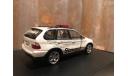BMW X5 E53 1:43 Minichamps БМВ Миничампс, масштабная модель, 1/43