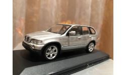 BMW X5 4.4i E53 1:43 Minichamps БМВ Миничампс