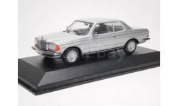 Mercedes Benz 230 CE Coupe W123 C123 1:43 Minichamps Мерседес Миничампс Купе