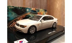 BMW 7 series E65 2001 Minichamps 1:43 БМВ Миничампс Flavours of Asia, масштабная модель, scale43