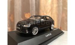 Audi RS Q3 Quattro 1:43 Schuco Ауди Шуко Кватро