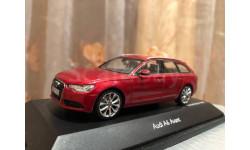 Audi A6 Avant C7 Schuco Granatrot Ауди Шуко, масштабная модель, 1:43, 1/43