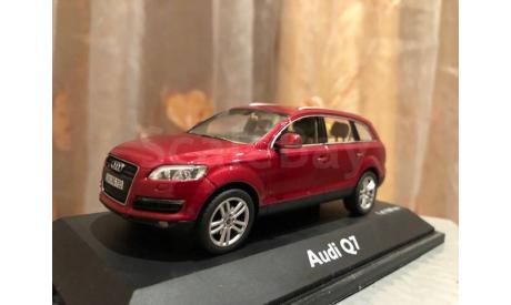 Audi Q7 4.2 Fsi Schuco Ауди Шуко, масштабная модель, 1:43, 1/43, Minichamps