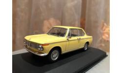 Bmw 1600 E114 Coupe 1966 Minichamps E9 БМВ Миничампс