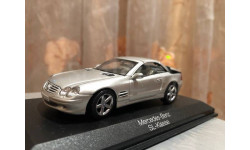 Mercedes Benz SL 500 R230 W230 1:43 Norev Мерседес Норев