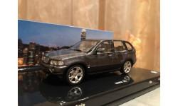 BMW X5 E53 1:43 Minichamps БМВ Миничампс