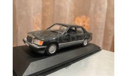 Mercedes Benz E class 230 Limousine W124 Minichamps 1:43 Мерседес Миничампс