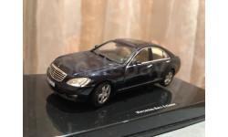 Mercedes Benz S class W221 Limousine 1:43 Autoart Мерседес Автоарт