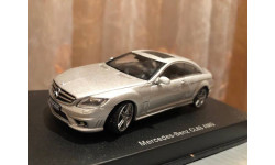 Mercedes Benz CL class CL63 AMG Coupe W216 W221 Autoart Мерседес Автоарт