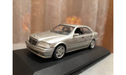 Mercedes Benz C36 AMG Limousine W202 1:43 Minichamps Мерседес Миничампс
