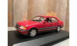 Mercedes Benz C180 W202 Minichmaps 1:43 Мерседес Миничампс