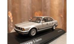 BMW 5 series 535i E34 Limousine 1:43 Minichamps БМВ Миничампс, масштабная модель, 1/43