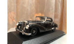Mercedes Benz 300 S Hard Top Coupe W188 1:43 Minichamps Мерседес Миничампс