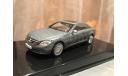Mercedes Benz CL Coupe C216 W216 W221 1:43 Autoart Мерседес Автоарт, масштабная модель, 1/43, Mercedes-Benz