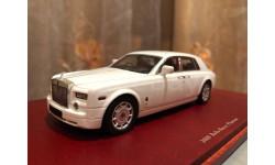 Rolls Royce Phantom 2009 1:43 TSM TrueScale Miniatures Роллс Ройсе Фантом ТСМ, масштабная модель, 1/43, True Scale Miniatures, Rolls-Royce