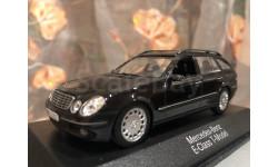 Mercedes Benz  E klasse T model W211 S211 1:43 Minichamps Мерседес Миничампс