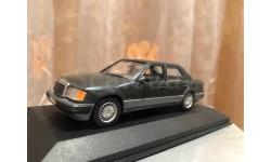 Mercedes Benz E class 280 TD Limousine W124 Minichamps Мерседес Миничампс, масштабная модель, 1:43, 1/43, Mercedes-Benz