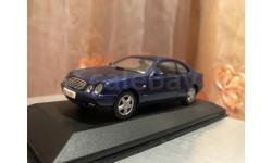 Mercedes Benz CLK 230 Hard Top W208 1:43 Herpa Мерседес Херпа Компрессор