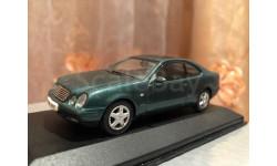 Mercedes Benz CLK Coupe C208 W208 1:43 Herpa Мерседес Херпа Компрессор