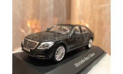 Mercedes Benz S class 600 SEL Limousine W222 1:43 Schuco Мерседес Шуко