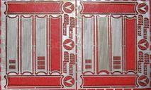 Фототравление ЛАЗ-699Р КБ матовый никель 1:43, фототравление, декали, краски, материалы, scale43