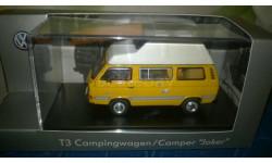 Volkswagen T3 Campingbus 1979 Bambusgelb, масштабная модель, Premium Classixxs, scale43
