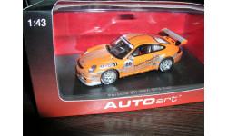 Porsche 911 (997) GT3 Cup, масштабная модель, 1:43, 1/43, Autoart
