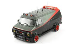 GMC Classic Van (A-Team), масштабная модель, Elite, 1:43, 1/43