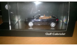 Volkswagen Golf Cabriolet, масштабная модель, Schuco, 1:43, 1/43