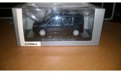 Mercedes Benz Citan Crewbus, масштабная модель, Mercedes-Benz, Minichamps, 1:43, 1/43