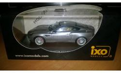 Aston Martin V12 Vanquish, масштабная модель, IXO, 1:43, 1/43