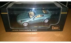 Aston Martin V8 Vantage, масштабная модель, IXO, scale43