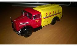 Borgward B4500 Tankwagen 'Shell', масштабная модель, Minichamps, 1:43, 1/43