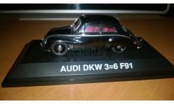 DKW 3-6 F91, масштабная модель, Schuco, 1:43, 1/43