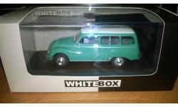 DKW Vemag Vemaguet 1964, масштабная модель, WhiteBox, scale43