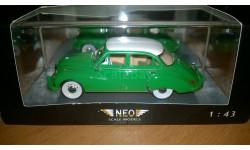 DKW 3-6 F94 4-Door, масштабная модель, Neo Scale Models, 1:43, 1/43