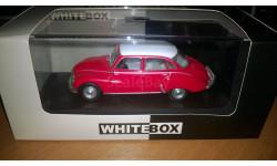 DKW F94 3-6 1957, масштабная модель, WhiteBox, scale43