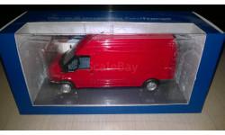 Ford Transit, масштабная модель, Paul's Model, 1:43, 1/43