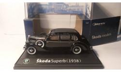 Skoda Superb 1938
