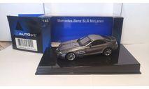 Mercedes-Benz SLR McLaren, масштабная модель, 1:43, 1/43, Autoart