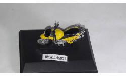 BMW F 650GSв боксе Cararama 1/43, масштабная модель мотоцикла, Bauer/Cararama/Hongwell, 1:43
