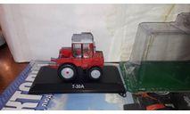 № 82 Т-30А, масштабная модель трактора, беларрус, Тракторы. История, люди, машины. (Hachette collections), scale43