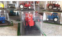 ТК-4 № 100, масштабная модель трактора, беларрус, Тракторы. История, люди, машины. (Hachette collections), 1:43, 1/43