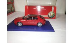 Alfa Romeo Brera 2005 M4 1/43, масштабная модель, 1:43