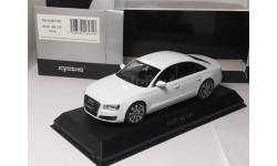 Audi A8(D4) Kyosho 1/43