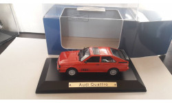 Audi Quattro, 1980, масштабная модель, 1:43, 1/43