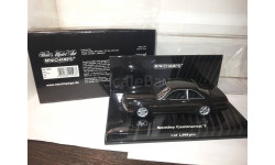 Bentley Continental T Minichamps, масштабная модель, 1:43, 1/43