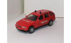 BMW Fire Dept Autocraft, масштабная модель, scale43